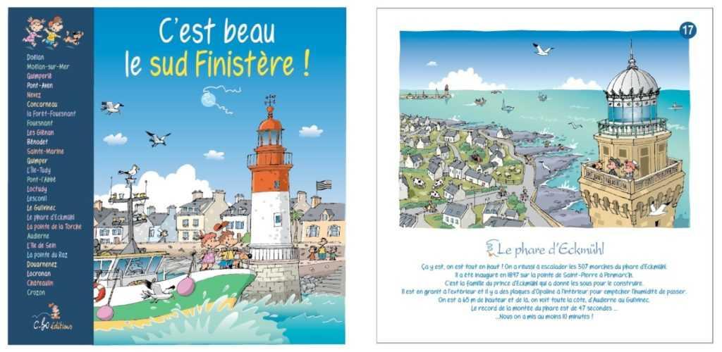 C'est beau la Bretagne