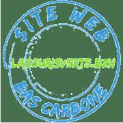 Création de sites web BAS CARBONE